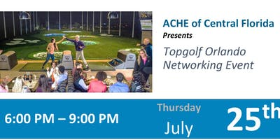 Topgolf Networking Event