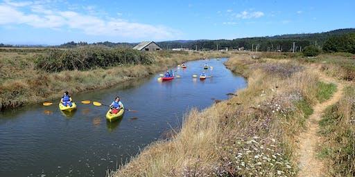 Paddle the Bay - Celebrating Latino Conservation Week