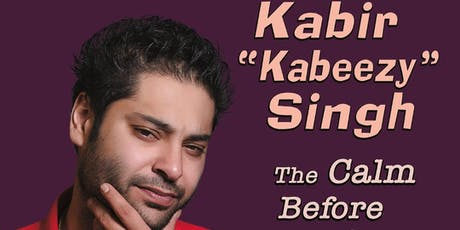 "Kabir ""Kabeezy"" Singh LIVE in Pleasanton, CA - (Relay for LIFE Charity) tickets"