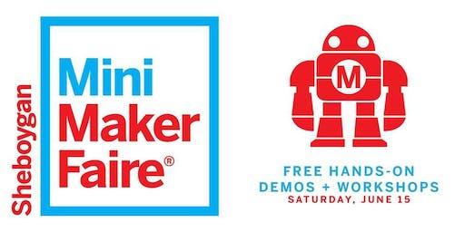 Sheboygan Mini Maker Faire