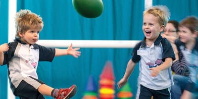 FREE Rugbytots taster session for 2 - 3.5 years Swindon CENTRAL