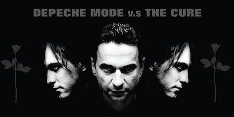 THE CURE X DEPECHE MODE VOL 2 - A DJ TRIBUTE DANCE PARTY & COSTUME CONTEST tickets