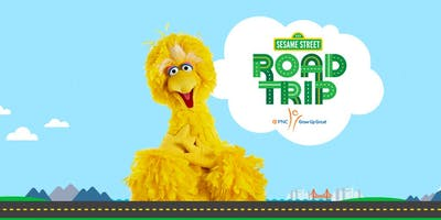 The Sesame Street Road Trip | Seattle WA