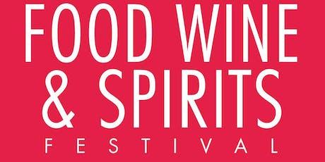 Miami Food Wine & Spirits Festival - 10TH ANNUAL tickets