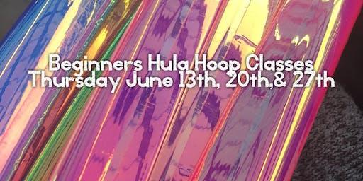 Beginners Hula Hoop Class