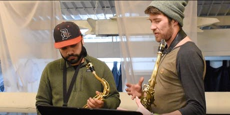 iAM MUSIC Summer Workshop Series: Improv for Horns tickets