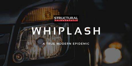 Whiplash- A True Modern Epidemic tickets