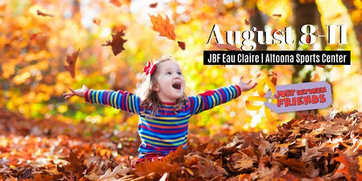 JBF Eau Claire Kids' & Maternity Sale   August 8-11