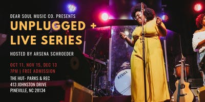 Pineville: Unplugged+Live Concert Series