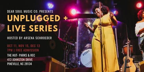 Pineville: Unplugged+Live Concert Series tickets