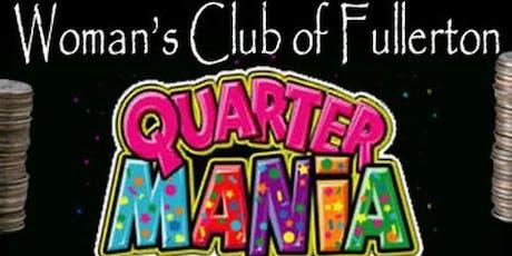 WCOF's Quartermania Fundraiser tickets