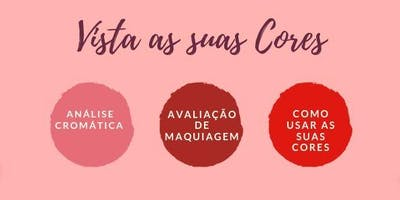 Evento - Vista As suas Cores