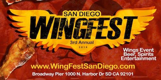 Wing Fest San Diego 2019 3rd Annual