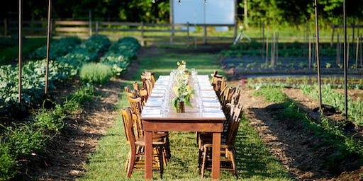 Dinner in the Field  -   Sunday, June 23rd from 6:30pm to 10:00pm