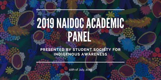 2019 NAIDOC Academic Panel