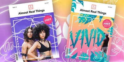 We Got Issues: 13 & 14 Art & Music Showcase