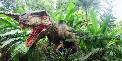 School Holiday Program: Dinosaur Activity (Ages 3-5)
