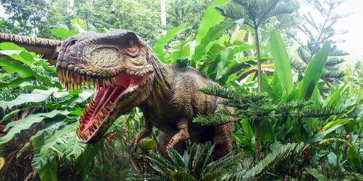 School Holiday Program: Dinosaur Activity (Ages 3-5)