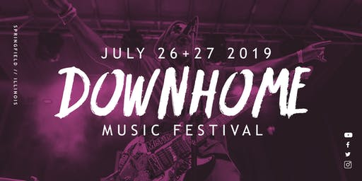 2019 Downhome Music Festival Volunteer Sign Up