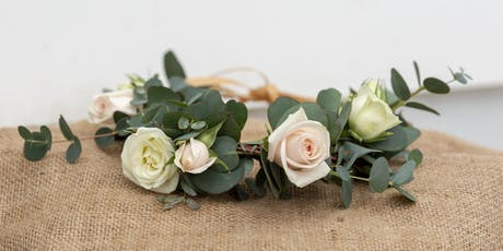 Daisy Jane's Flower Crown Class at Thimble Gardens tickets