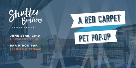 Shutter Brother's Red Carpet Pet Pop-up tickets