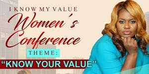 Woman KNOW YOUR VALUE Conference