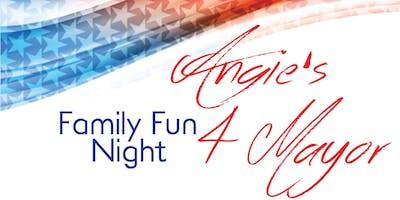 2019 Honorary Mayor Family Fun Night for Angie Kagey