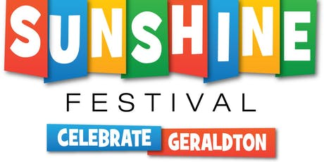 Geraldton-Greenough Sunshine Festival 6 October 2019 tickets