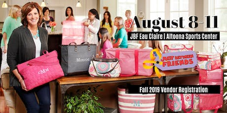 Vendor Fall 2019 Registration |  Eau Claire/Chippewa Valley tickets