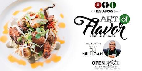 Art of Flavor: Philadelphia Pop Up Dinner 2019 tickets