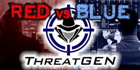 Red Team/Blue Team: Practical ICS Cybersecurity & Risk Management (2 Days) tickets
