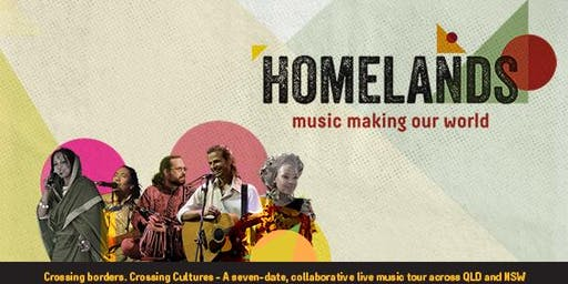 Homelands Tour 2019 - Armidale, NSW
