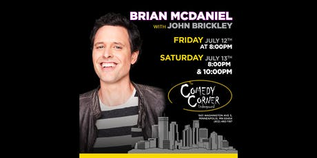 Brian McDaniel tickets