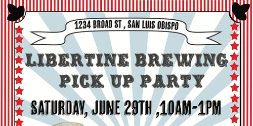 Libertine Pick Up Party