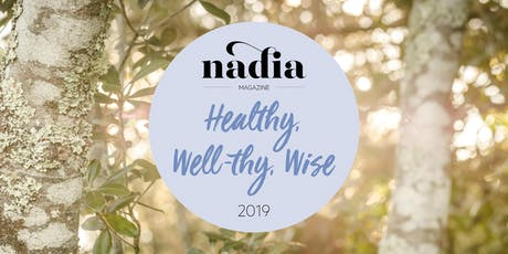 NADIA Well-thy Workshop - Auckland tickets