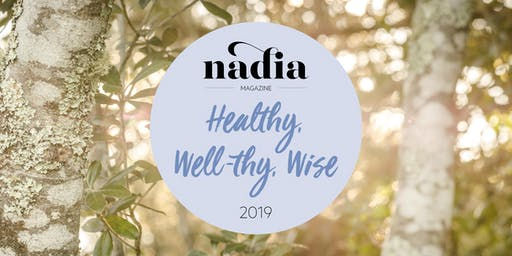 NADIA Well-thy Workshop - Auckland