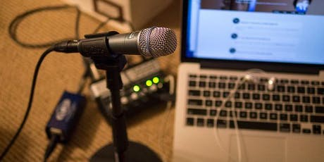 Introduction to Podcasting tickets