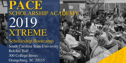 Pace Scholarship Academy's EXTREME Scholarship Bootcamp (Orangeburg, SC)