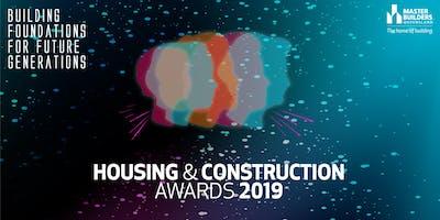 Central Queensland Housing & Construction Awards 2019