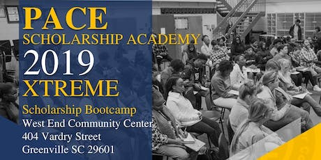 Pace Scholarship Academy's EXTREME Scholarship Bootcamp (Greenville, SC) tickets