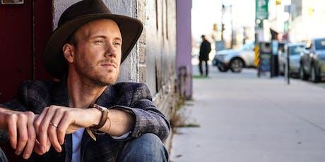 Singer-Songwriter Jeremy Benjamin in Concert tickets