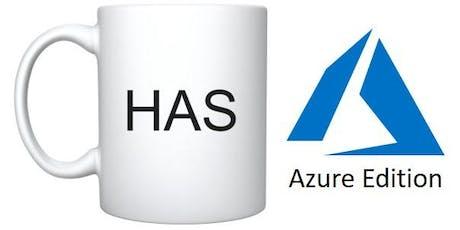 HASMUG Azure Edition tickets