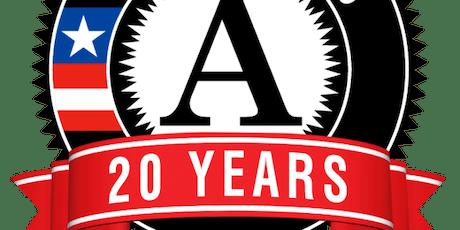 AmeriCorps Cape Cod 20th Anniversary Celebration! tickets