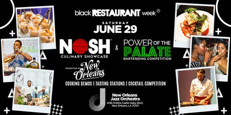 NOSH Culinary Showcase - New Orleans 2019 tickets