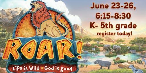 Roar VBS @City Light Baptist Church