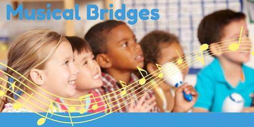 Musical Bridges:  Summer YMCA - Osgood Students