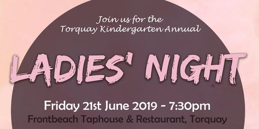 Torquay Kindergarten Ladies Night & Fundraiser
