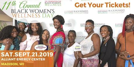 11th Annual Black Women's Wellness Day tickets