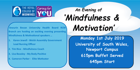 An Evening of 'Mindfulness & Motivation' tickets