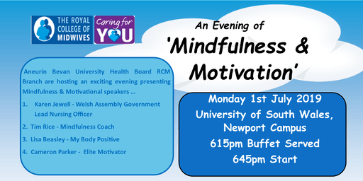 An Evening of 'Mindfulness & Motivation'